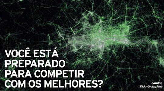 Está preparado para competir com os melhores?