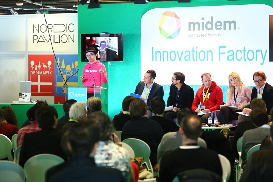MIDEM 2013 - CONFERENCES - INNOVATION FACTORY - MIDEMLAB - THE HOTTEST STARTUPS IN MARKETING & SOCIAL ENGAGEMENT